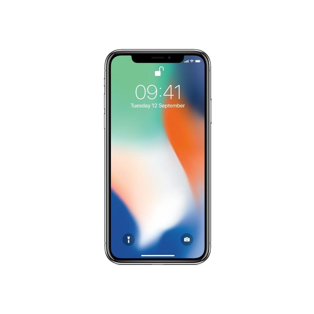 Apple iPhone X, Silver